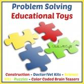 Problem Solving Educational Toys