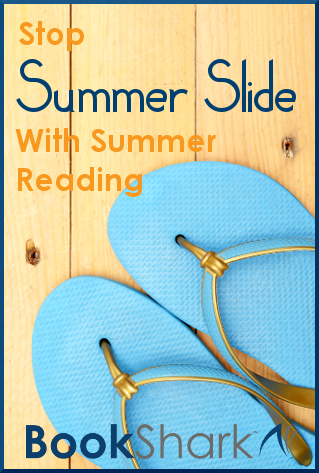 Stop Summer Slide With Summer Reading