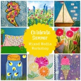 Celebrate Summer with Art