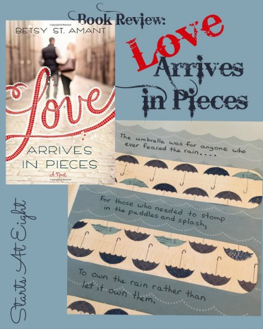 Love Arrives in Pieces Book Review from Starts At Eight