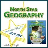 North Star Geography Summer Sale!