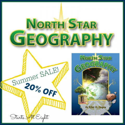 North Star Geography Summer Sale from Starts At Eight