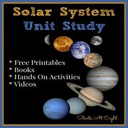Solar System Unit Study