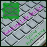 Teaching Life Skills: Typing – Keyboarding Resources