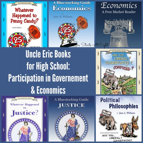 Uncle Eric Books for High School