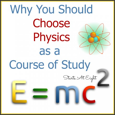 Why You Should Choose Physics as a Course of Study from Starts At Eight