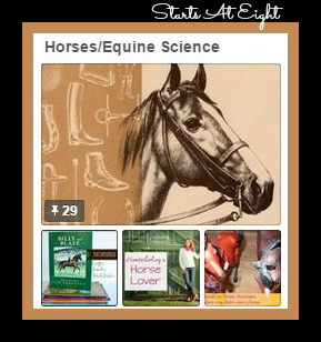 Equine Science Pinterest Board from Starts At Eight