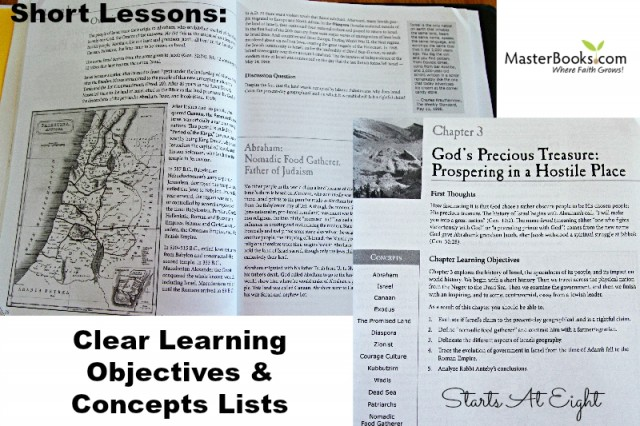 Masterbooks Studies in World History Homeschool Curriculum Student Book from Starts At Eight