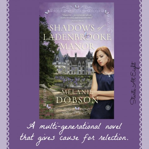 Book Review: Shadows of Ladenbrooke Manor from Starts At Eight