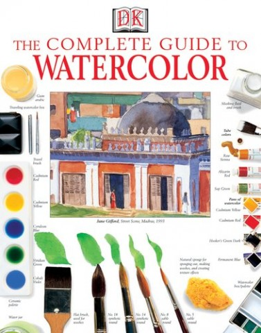 The Complete Guide to Watercolor from DK Publishing