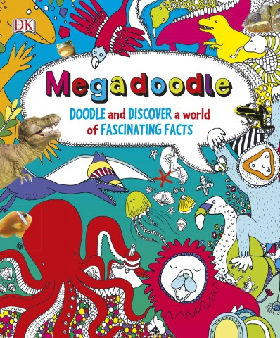 Megadoodle from DK Publishing