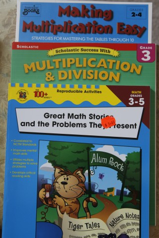 3rd Grade Math Books