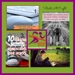 Finishing Strong ~ Homeschooling the Middle & High School Years #62