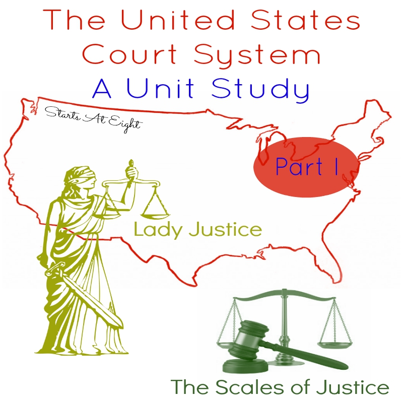 a study on justice in the court system Introduction to the federal court system   the chief justice acts as the administrator of the court and is chosen by the president and approved by the.