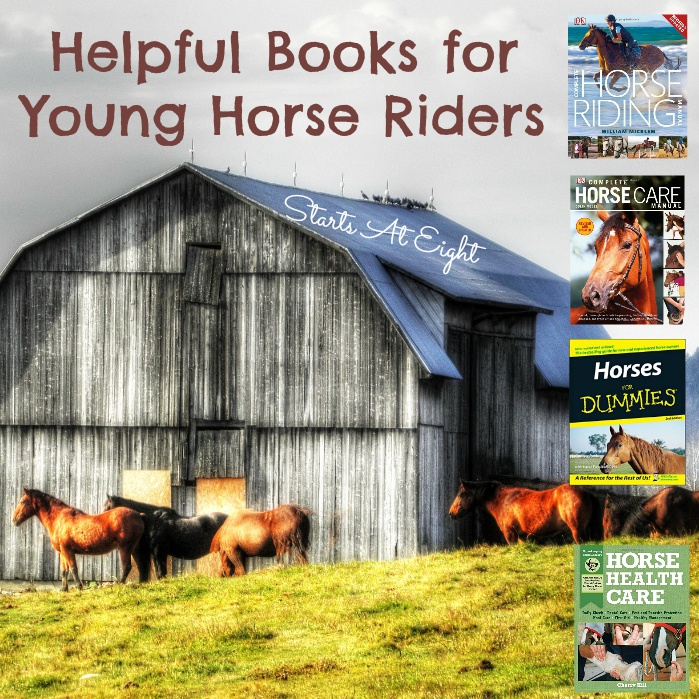 Helpful Books for Young Horse Riders