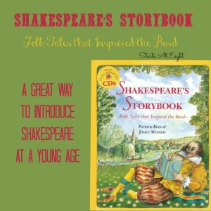 Shakespeare's Storybook Review from Starts At Eight