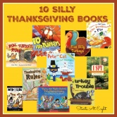10 Silly Thanksgiving Books