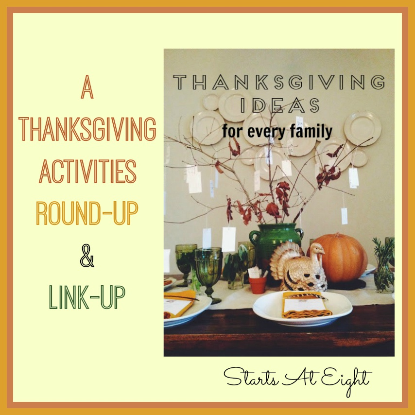 Thanksgiving Activities for Every Family