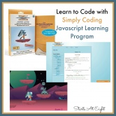 Learn to Code with Simply Coding Javascript Learning Program