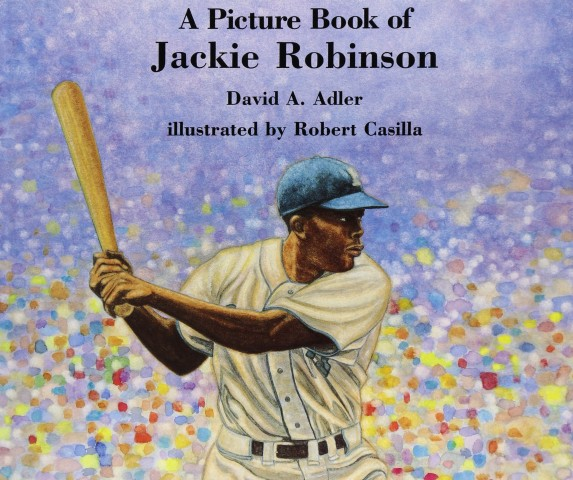 A Picture Books of Jackie Robinson