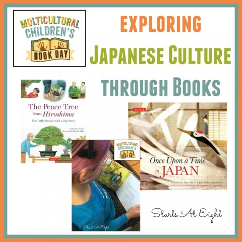Once Upon A Time in Japan: Exploring Japanese Culture Through Books from Starts At Eight