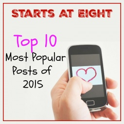 Starts At Eight Top 10 Most Popular Posts 2015