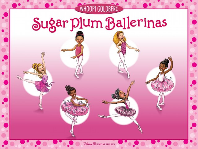 Sugar Plum Ballerinas