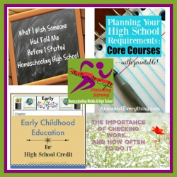 Finishing Strong ~ Homeschooling the Middle & High School Years #75