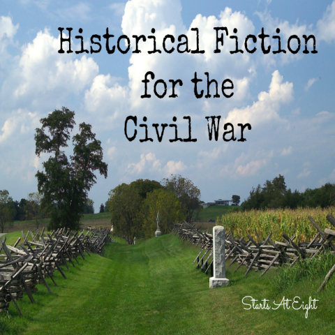 Historical Fiction for the Civil War from Starts At Eight