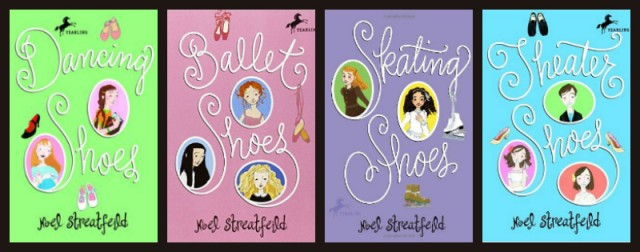 Noel Streatfeild Shoes