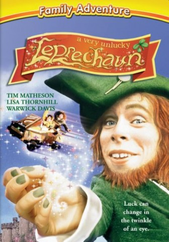 The Very Unlucky Leprechaun
