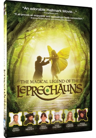 The Magical Legend of the Leprechauns
