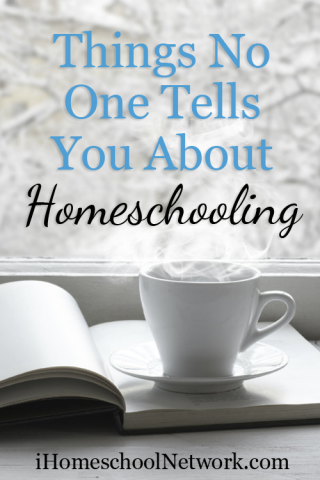 Things No One Tells You About Homeschooling