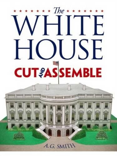 The White House Cut & Assemble