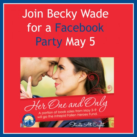 Becky Wade Facebook Party