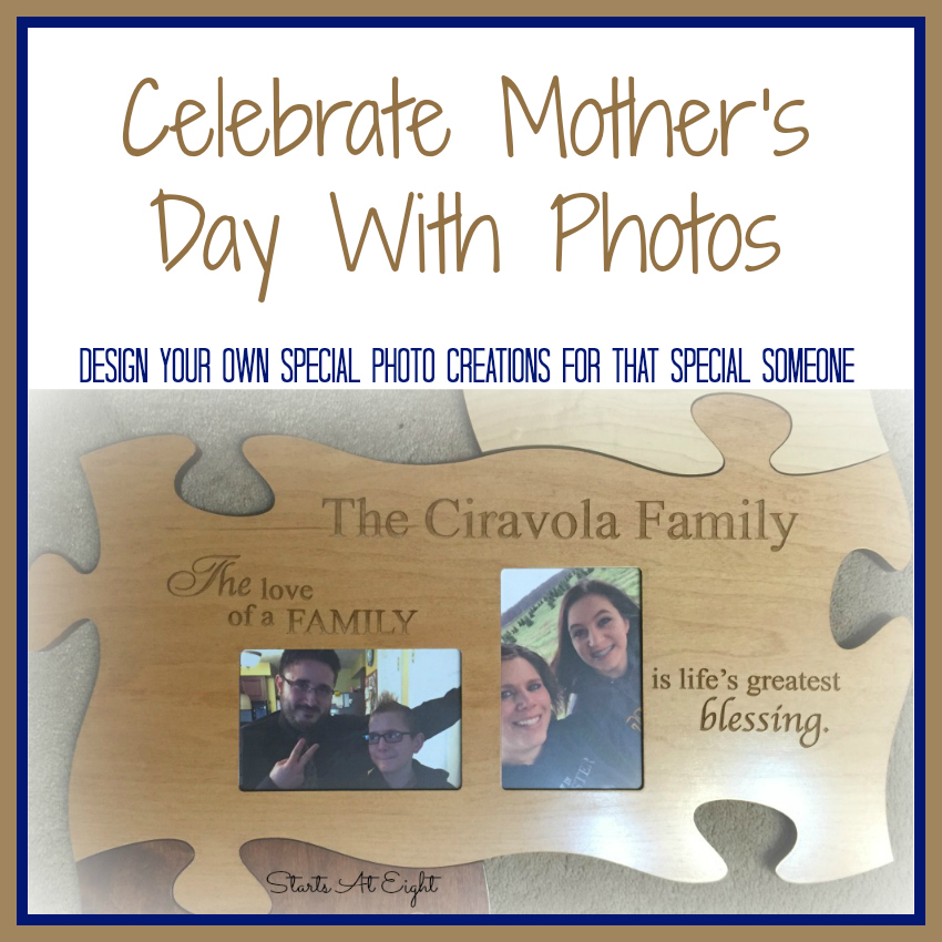 Celebrate Mother's Day With Photos from Starts At Eight