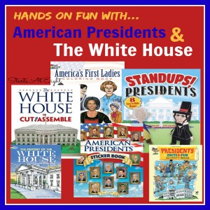 Hands On Fun With American Presidents & The White House from Starts At Eight