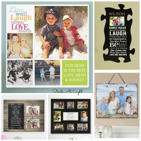 Mother's Day Photo Collage Ideas