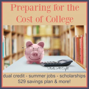 Preparing for the Cost of College from Starts At Eight