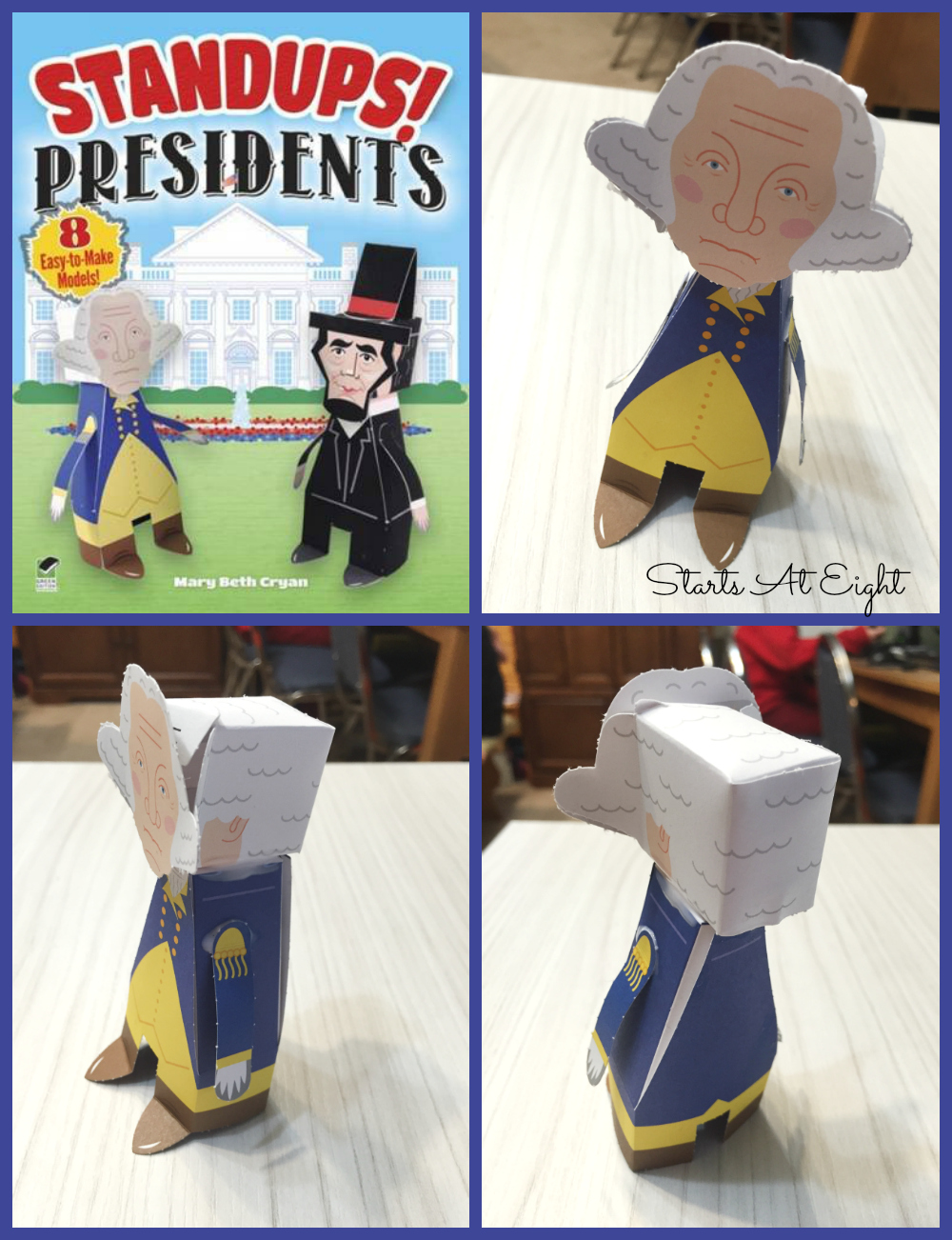 StandUps! Presidents Collage
