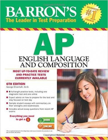 Barron's AP English Language & Composition