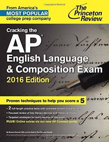 Cracking the AP English Language & Composition Exam