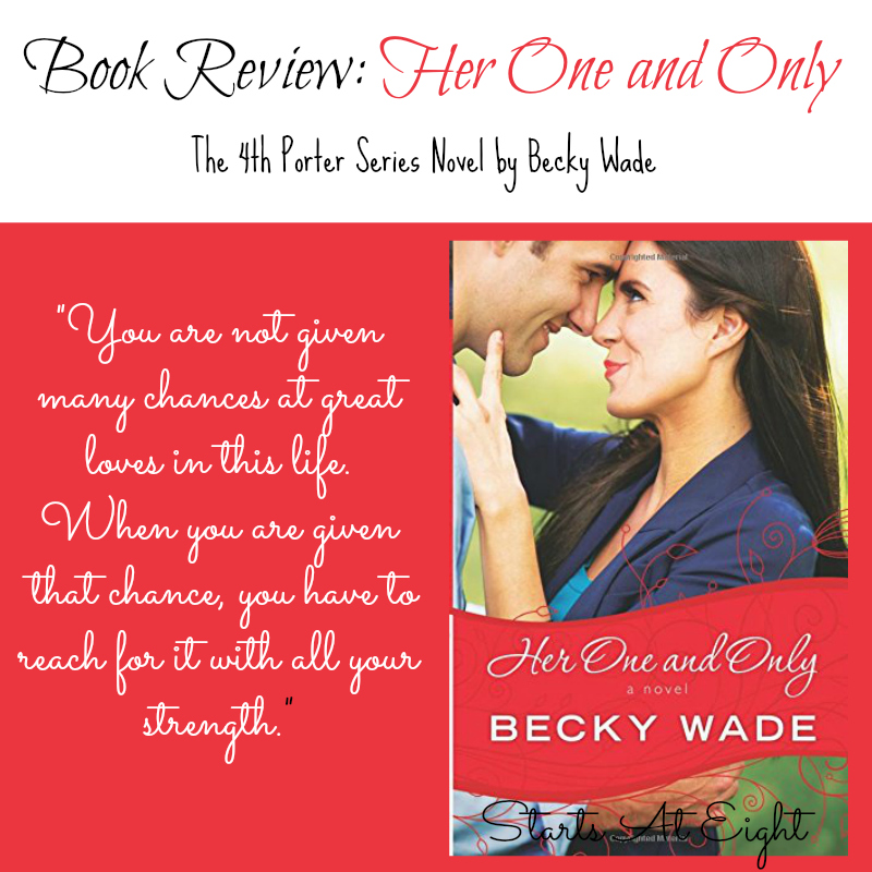 Book Review: Her One and Only from Starts At Eight