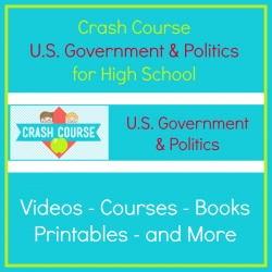 Crash Course U.S. Government & Politics for High School