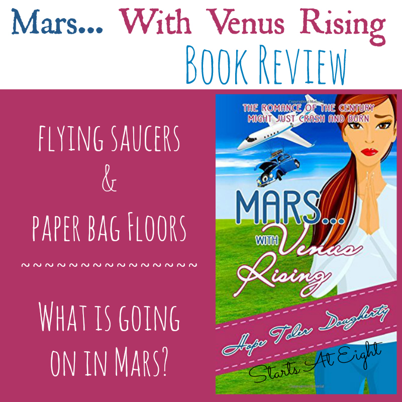 Mars... With Venus Rising Book Review from Starts At Eight