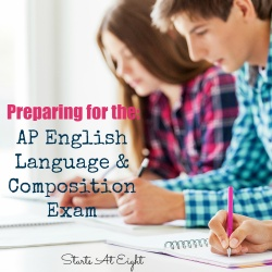 Preparing for AP English Language & Composition Exam