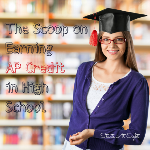 The Scoop on Earning AP Credit in High School from Starts At Eight