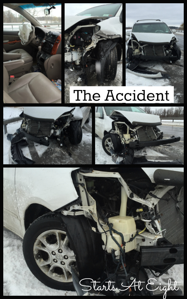 The Accident Collage