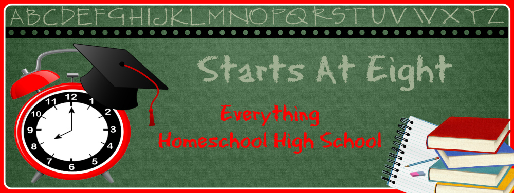 Everything Homeschool High School