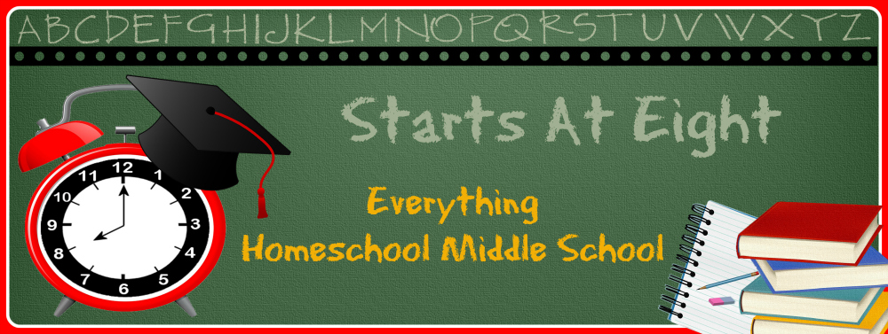 Everything Homeschool Middle School